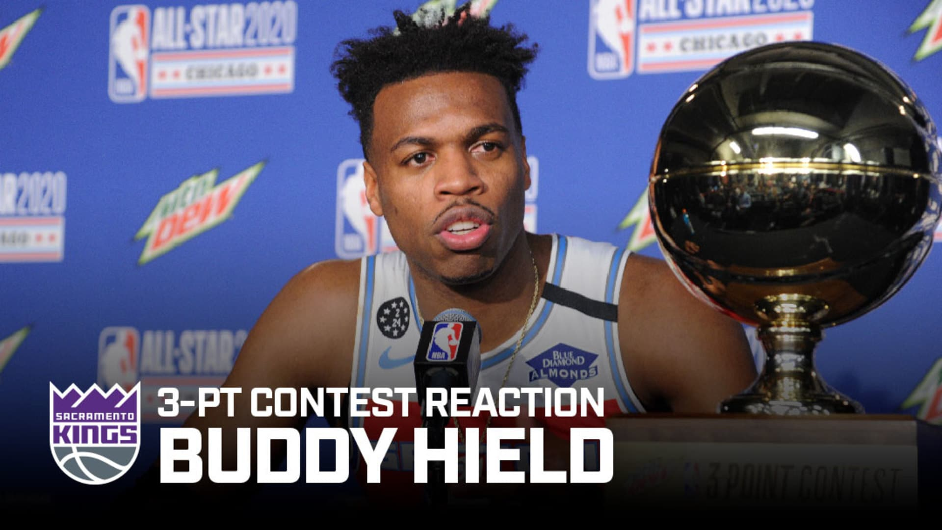 'As a Shooter, This is on Your Bucket List' | Buddy Hield 3-PT Contest Reaction