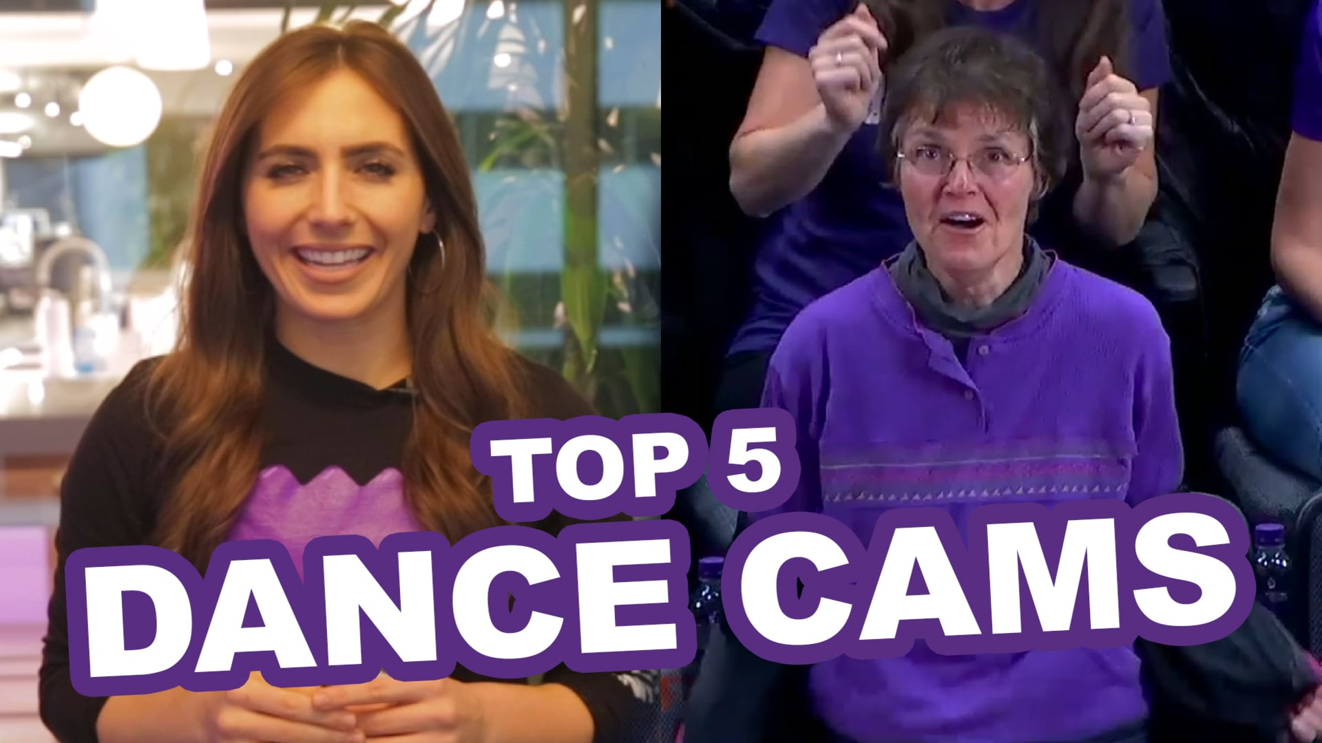 Top 5 Dance Cams in Kings History
