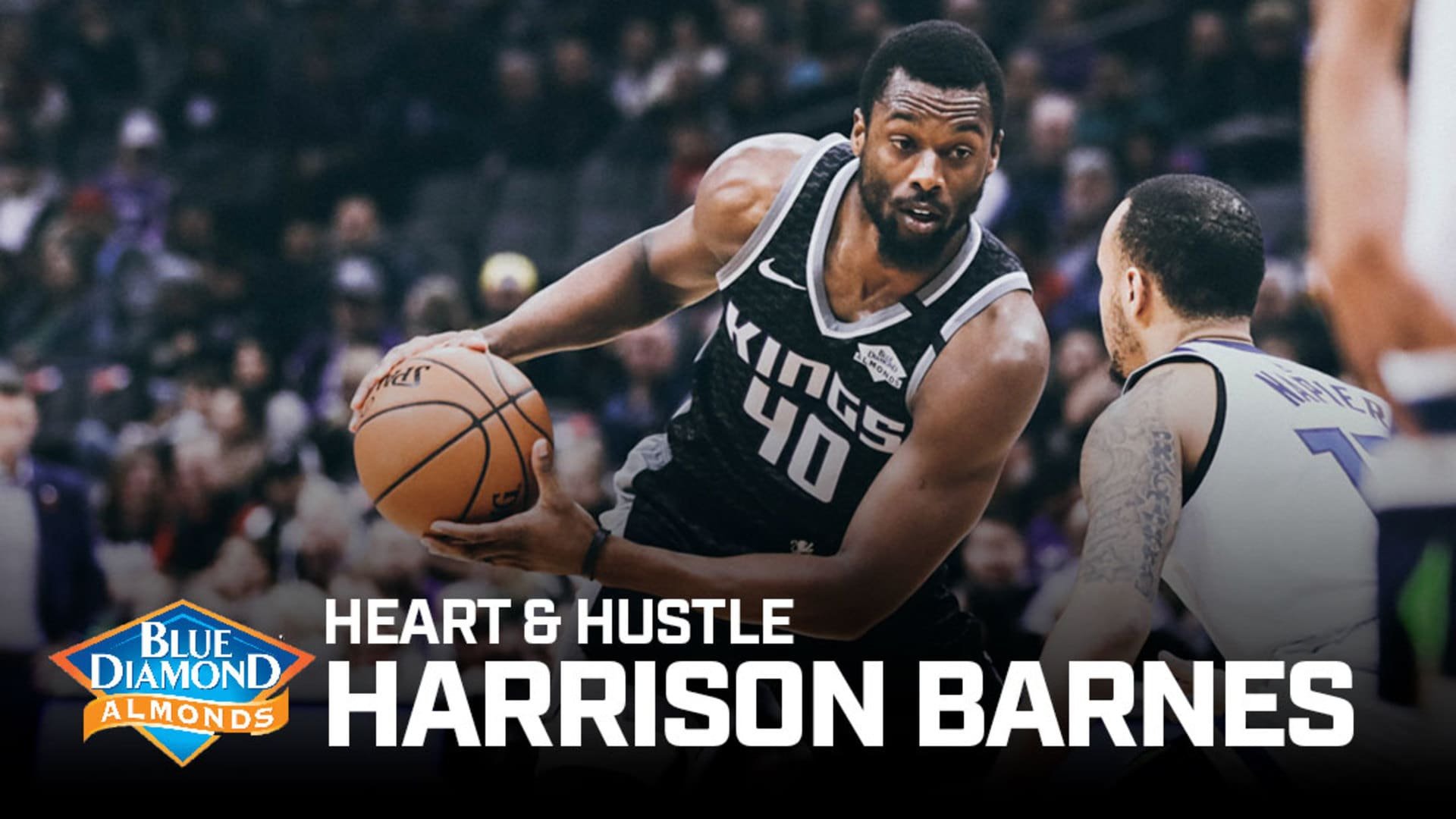 Blue Diamond Heart & Hustle Player of the Month | February 2020