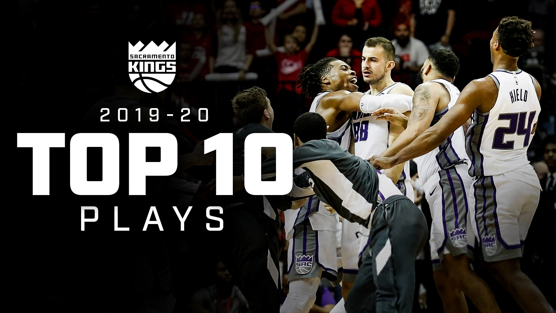 Top 10 Plays of the 2019-20 Season!