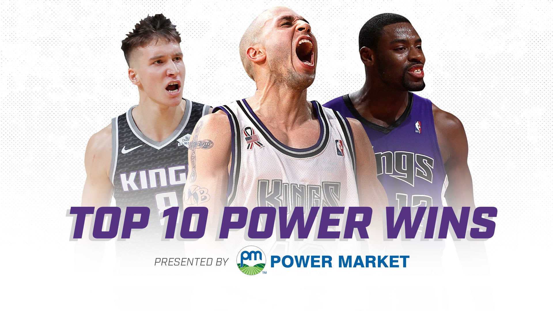Top 10 Sacramento Kings Power Wins