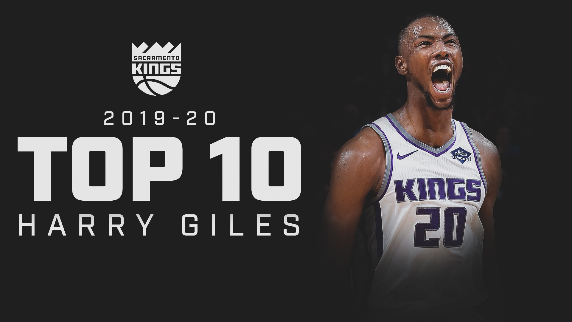 Harry Giles III | Top 10 Plays of the 2019-20 Season!