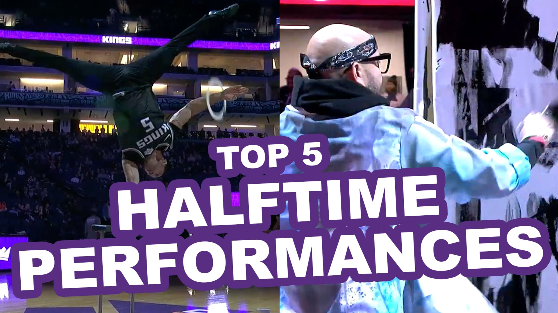 Top 5 Halftime Performances of 2019-20