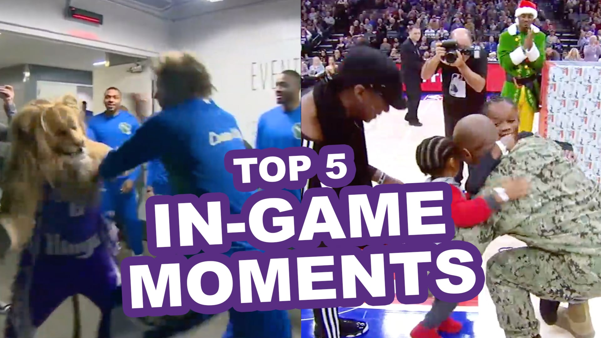 Top 5 In-Game Moments of 2019-20