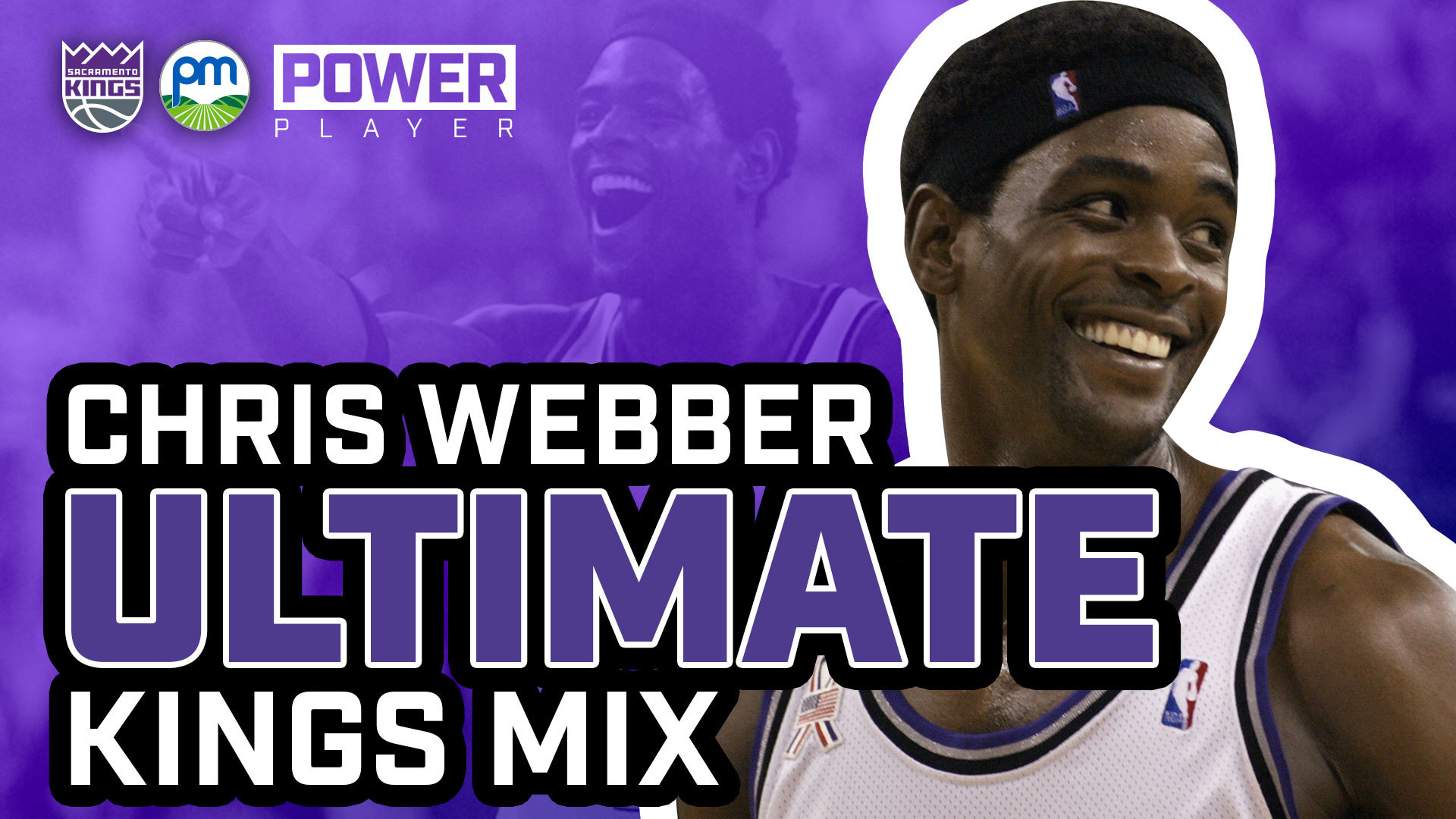 Chris Webber Ultimate Kings Mix | Power Market Power Player