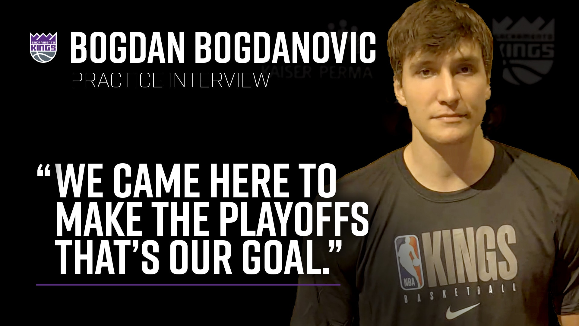 Bogi Talks Team Chemistry | Practice Interview 7.10.20