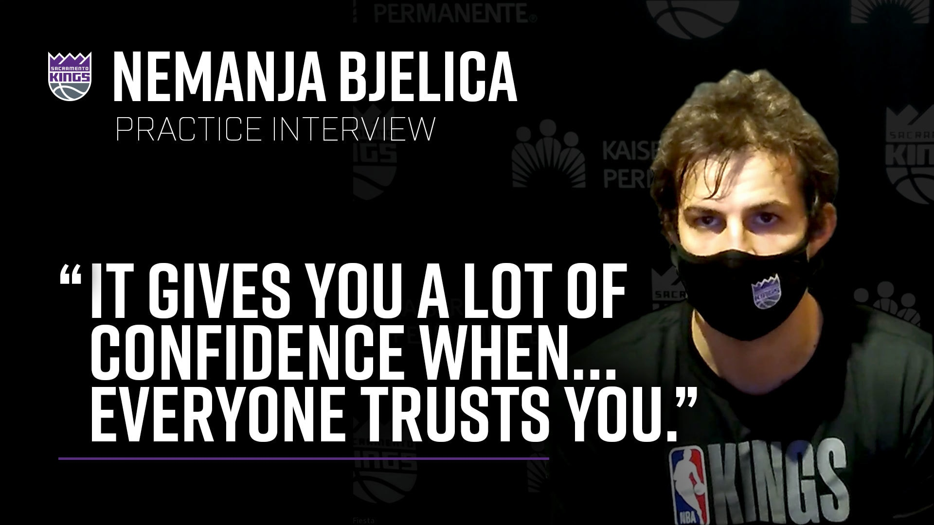 Nemanja Feels Empowered to Make an Impact | Practice Interview 7.21.20