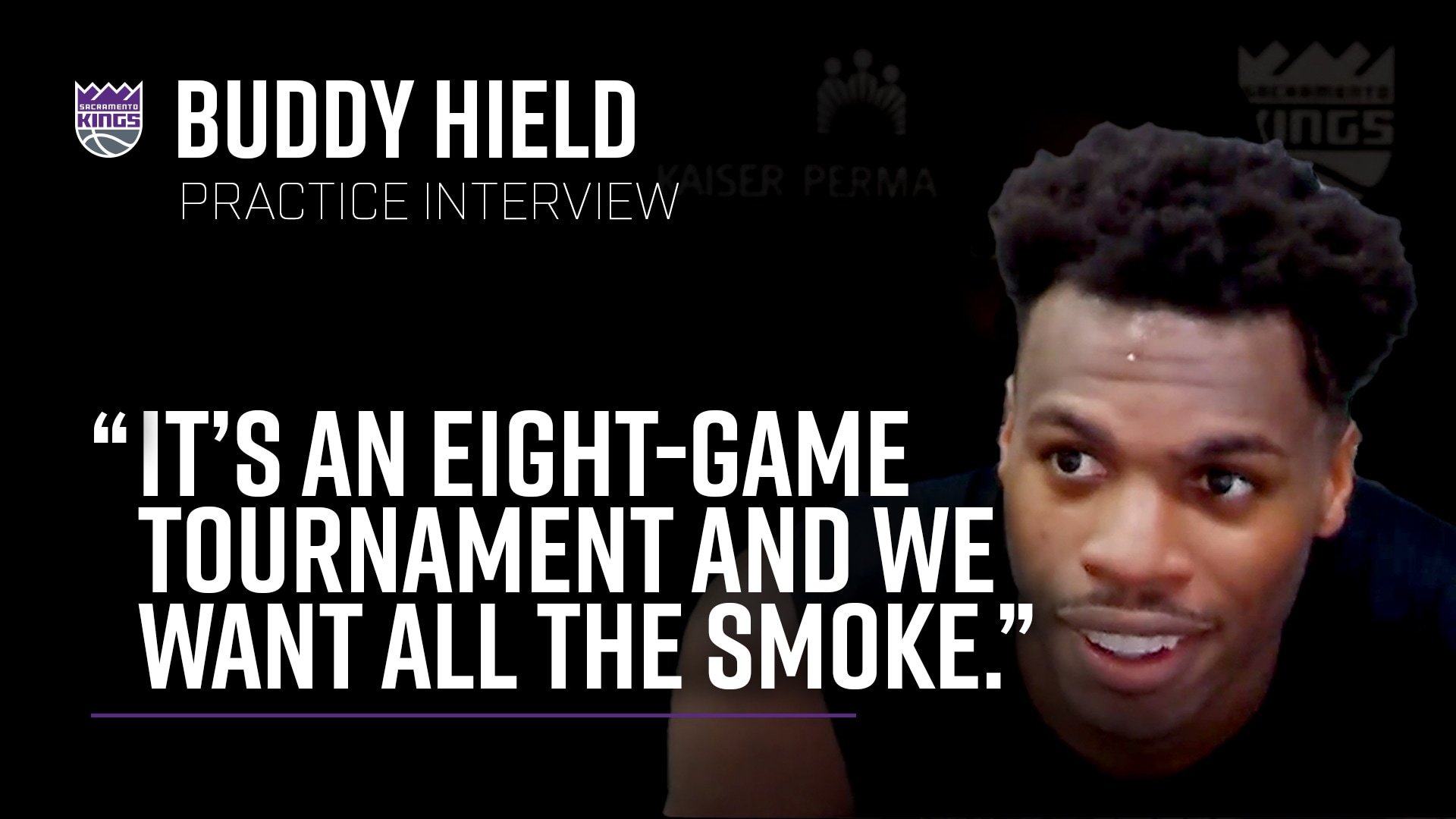Buddy Wants All the Smoke   Practice Interview 7.29.20