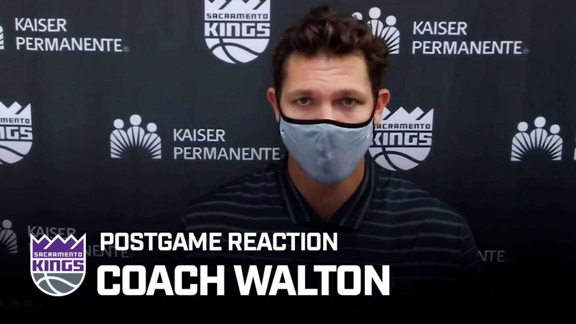 'Every Night's Going to Be It's Own Unique Challenge' | Coach Walton Postgame Reaction 7.31.20