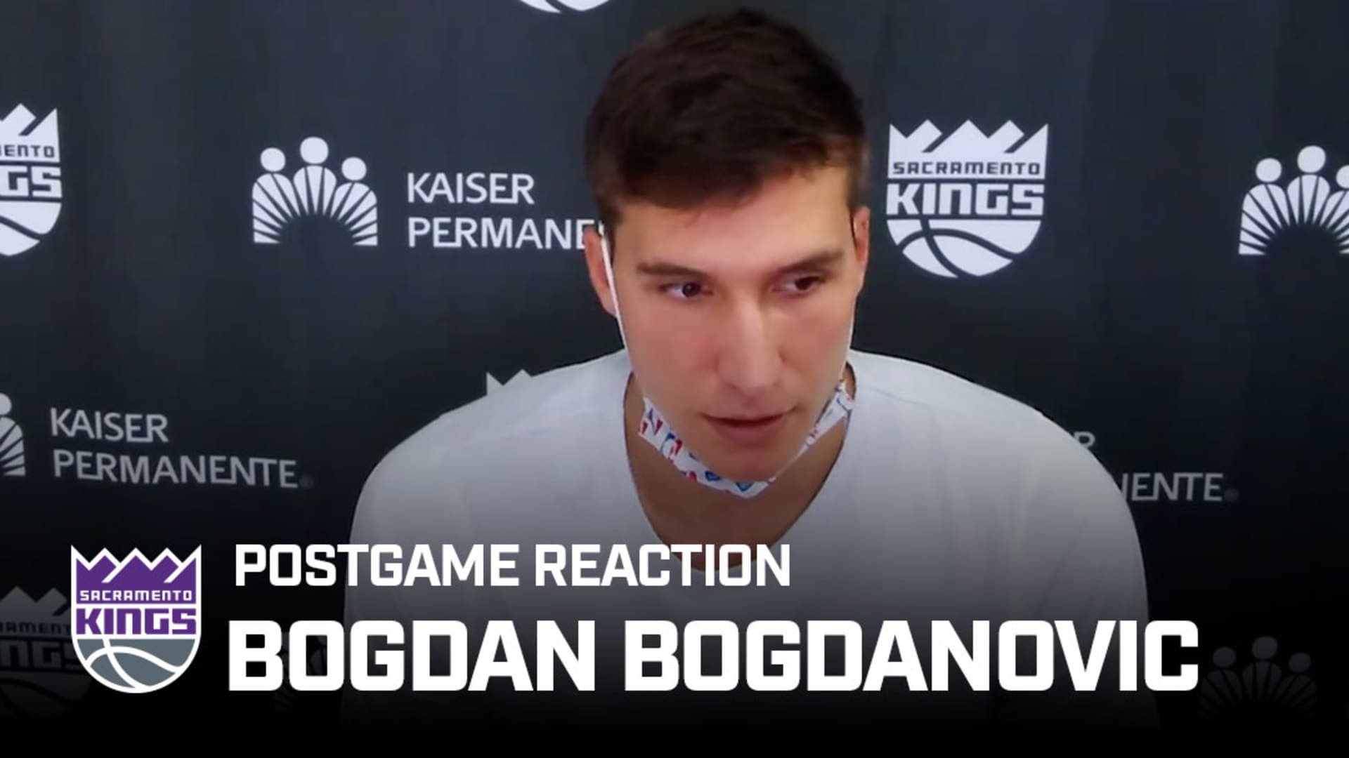 'We Have to Keep Our Heads Up' | Bogdan Bogdanovic Postgame Reaction 7.31.20
