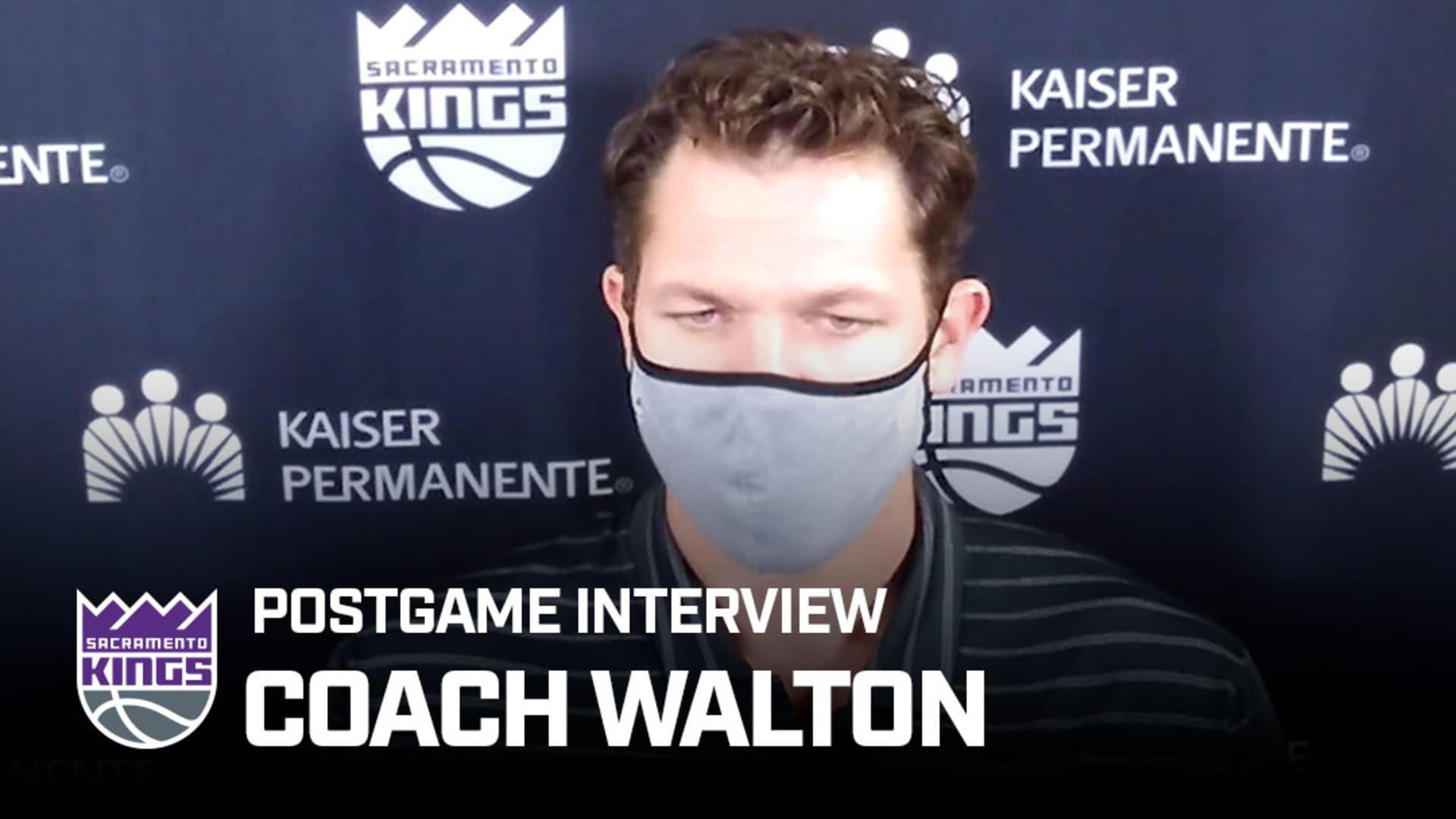 'We Gotta Be Better' | Coach Walton Postgame Interview 8.7.20