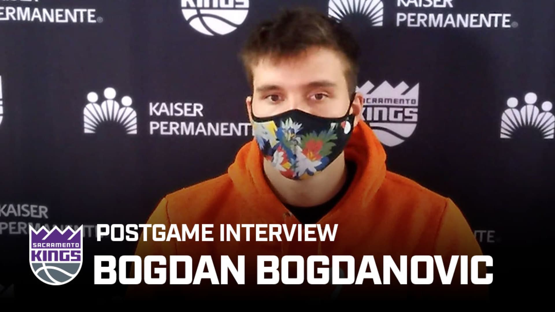 'It's Good to Get a Win' | Bogdan Bogdanovic Postgame Interview 8.11.20