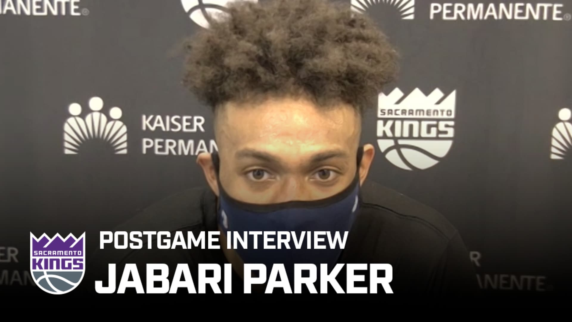 Jabari Praises Teammates in Keeping Him on Track  | Postgame Interview 8.13.20