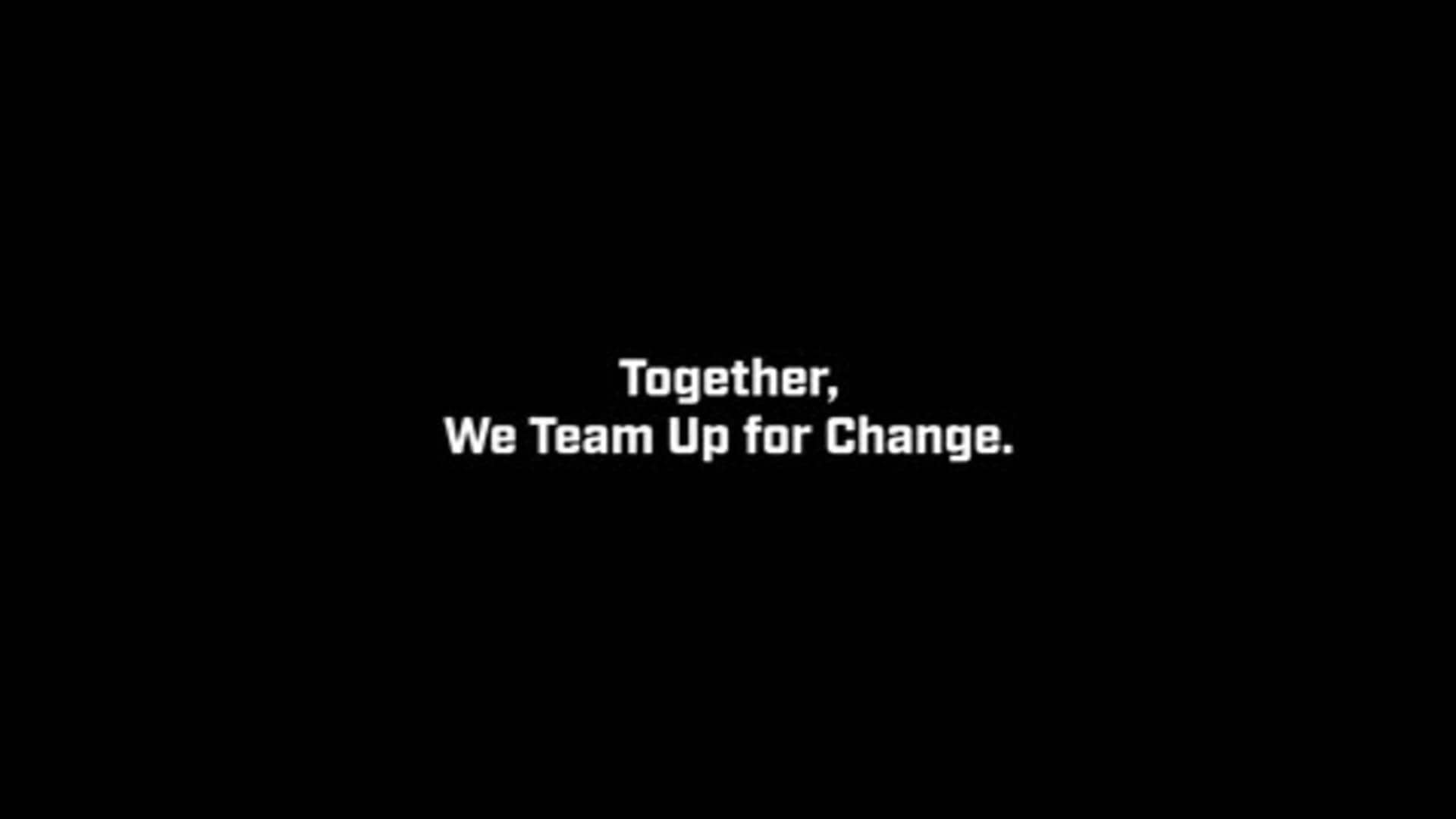Team Up For Change 2020