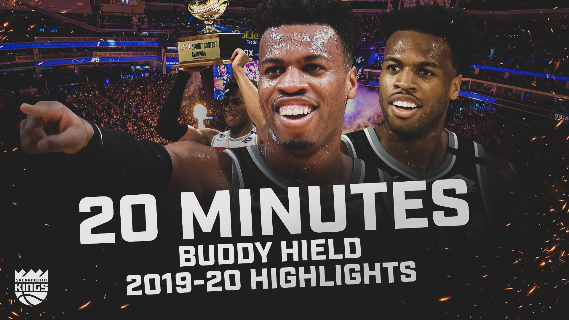 2019-20 Buddy Hield Highlights