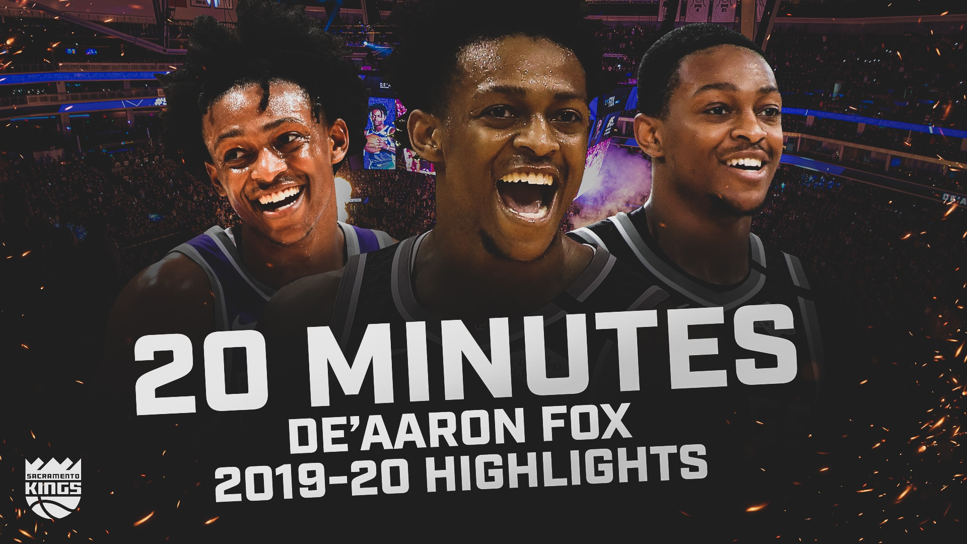 2019-20 De'Aaron Fox Highlights