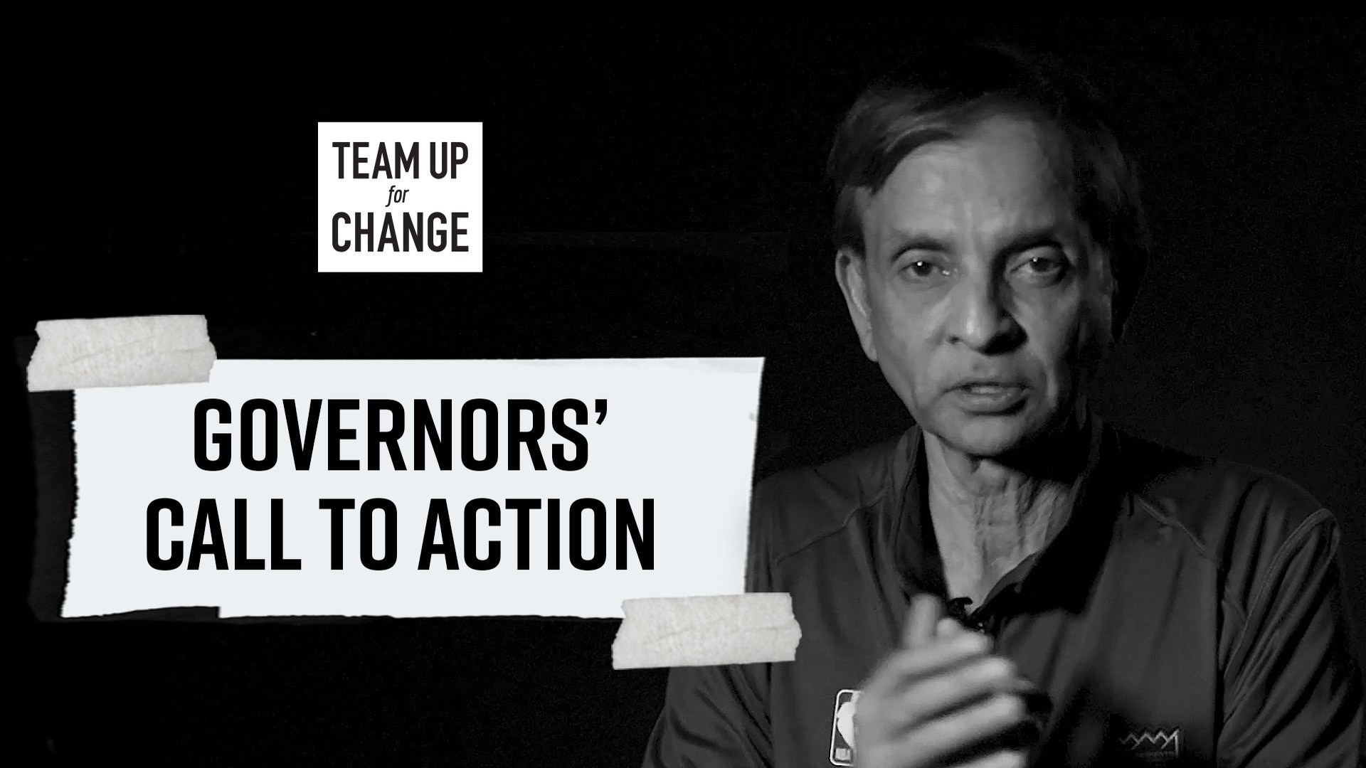 Governors' Call to Action | Team Up For Change 2020