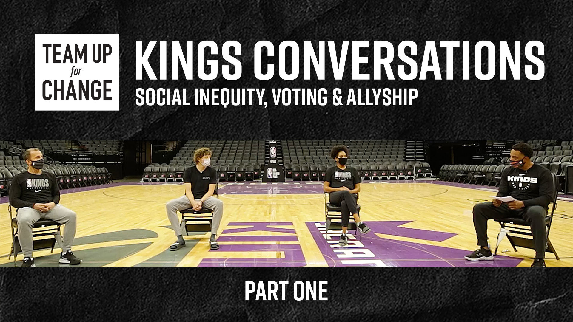 Team Up for Change | Kings Conversations Part 1