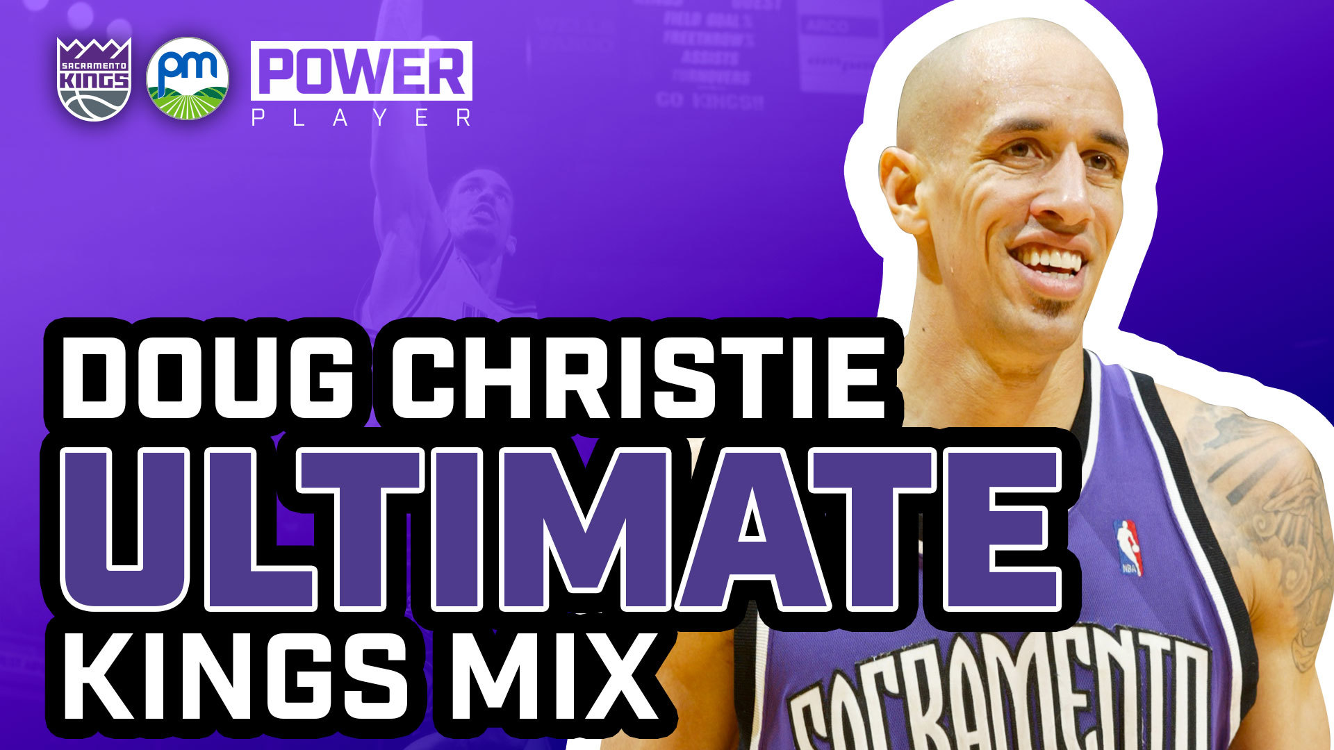DOUG CHRISTIE ULTIMATE KINGS MIX | Power Market Power Player