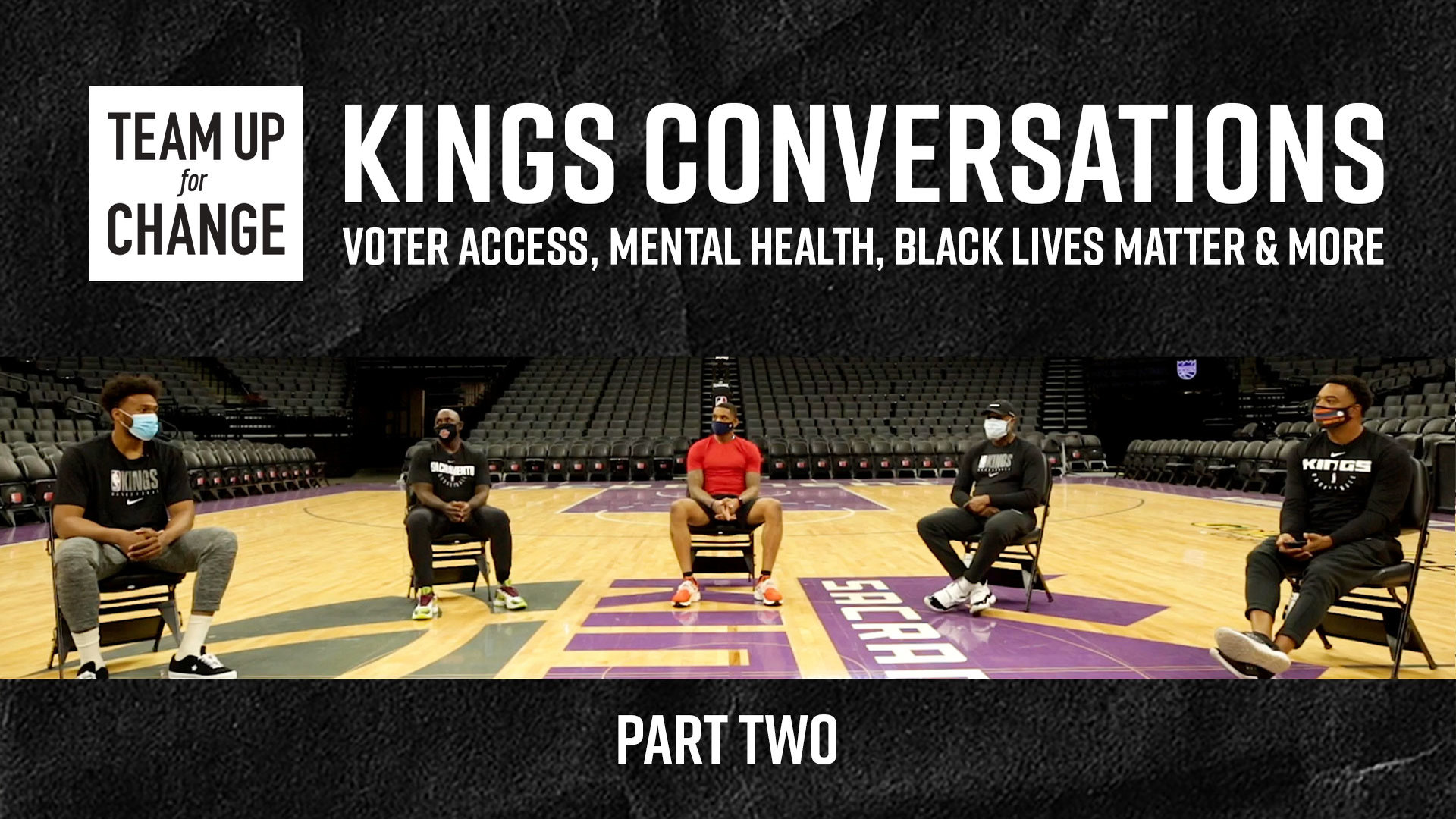 Team Up For Change | Kings Conversations Part 2