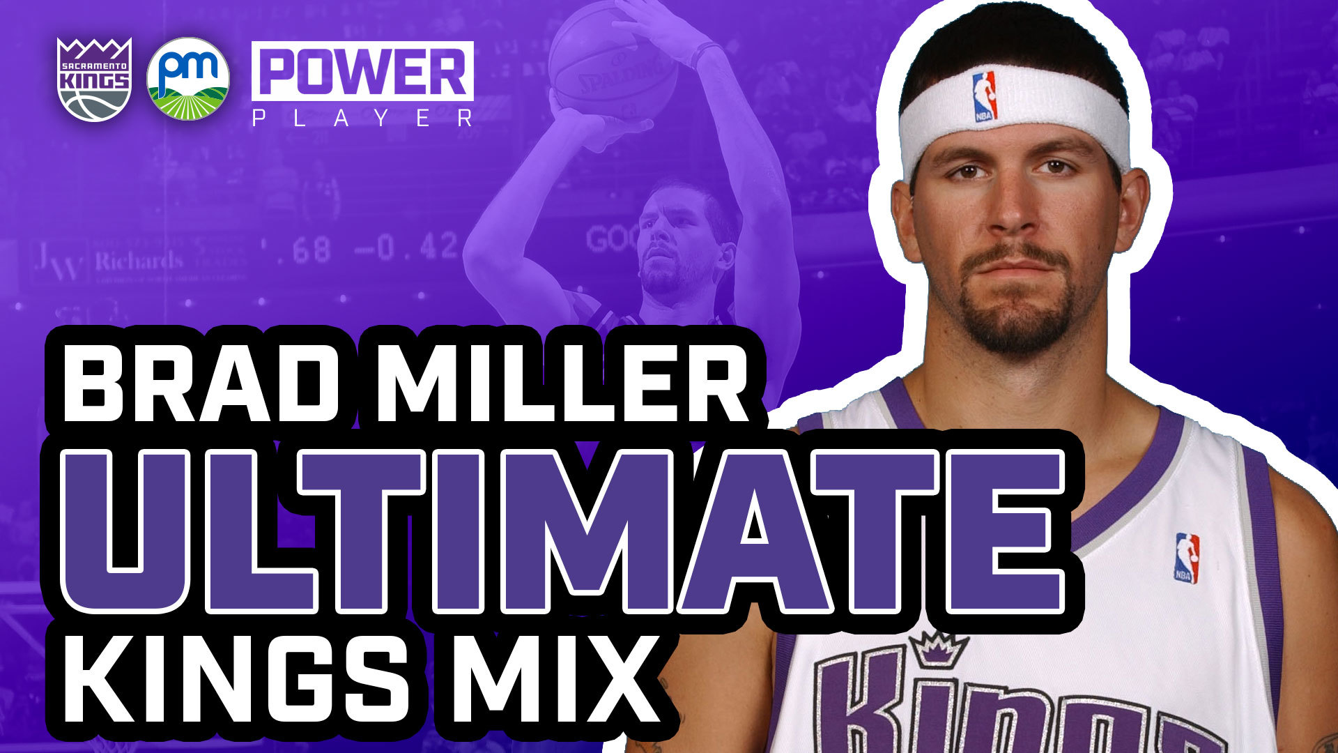 BRAD MILLER ULTIMATE KINGS MIX | Power Market Power Player