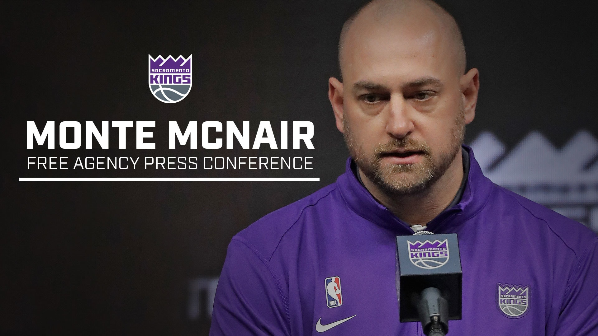 Monte McNair Press Conference | 11.30.20
