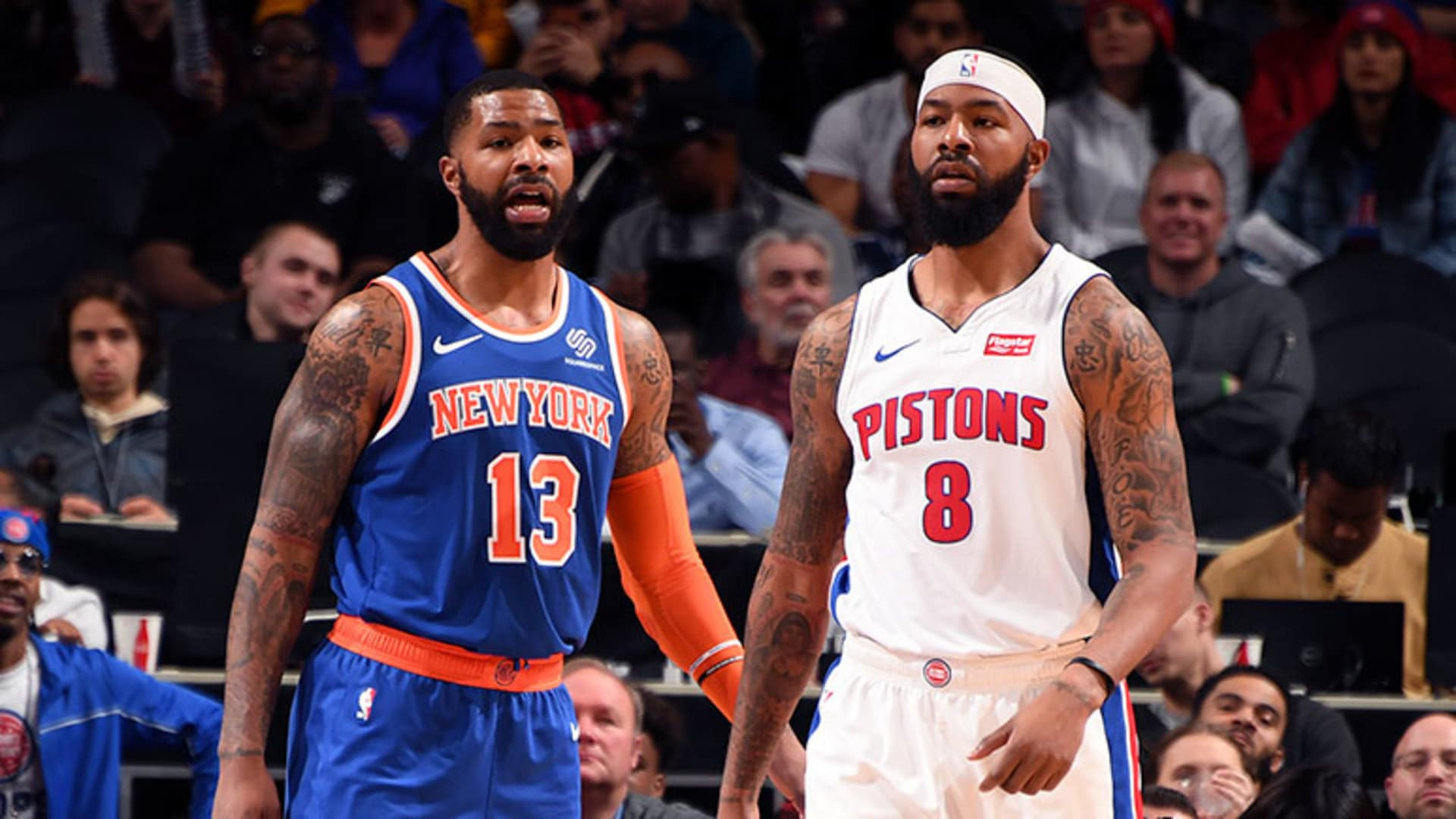 Game Highlights: Knicks 102 | Pistons 122