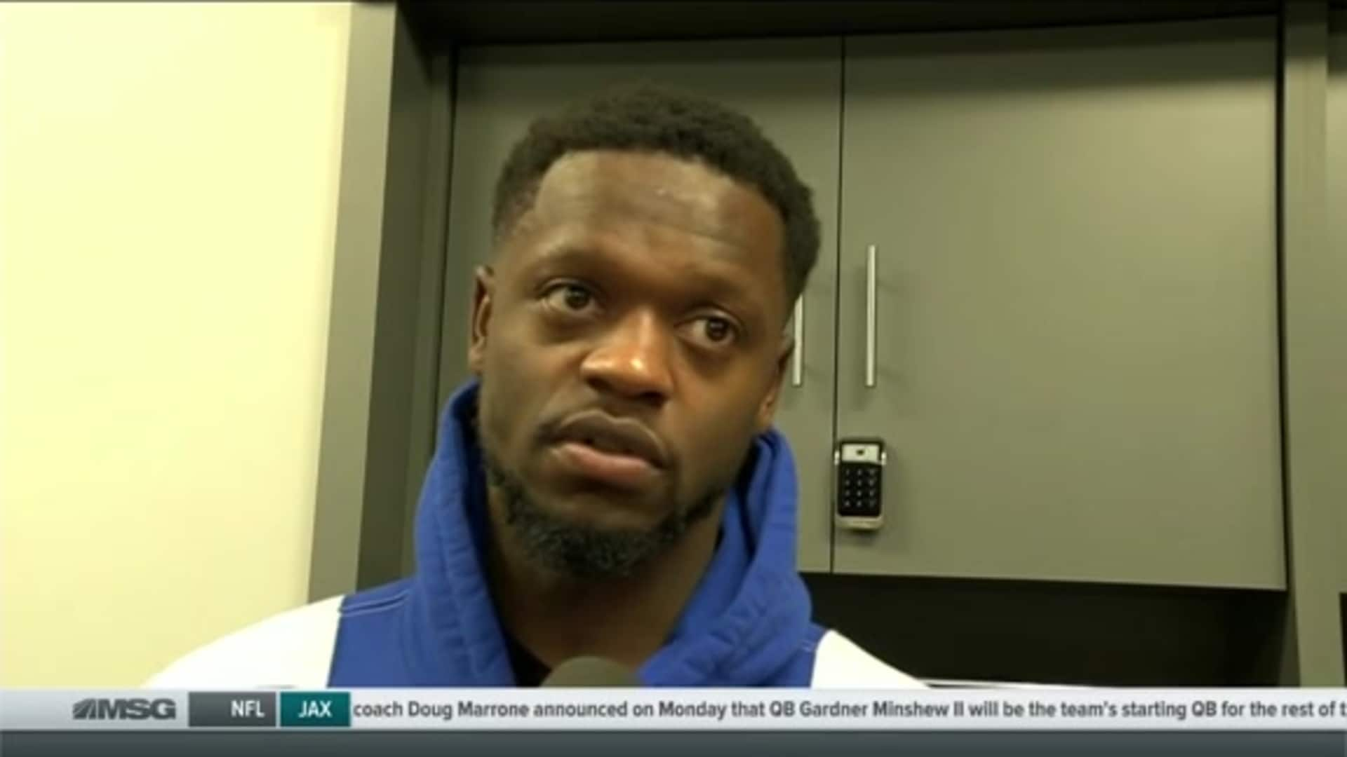 Knicks Postgame: Julius Randle | December 2 @ Bucks