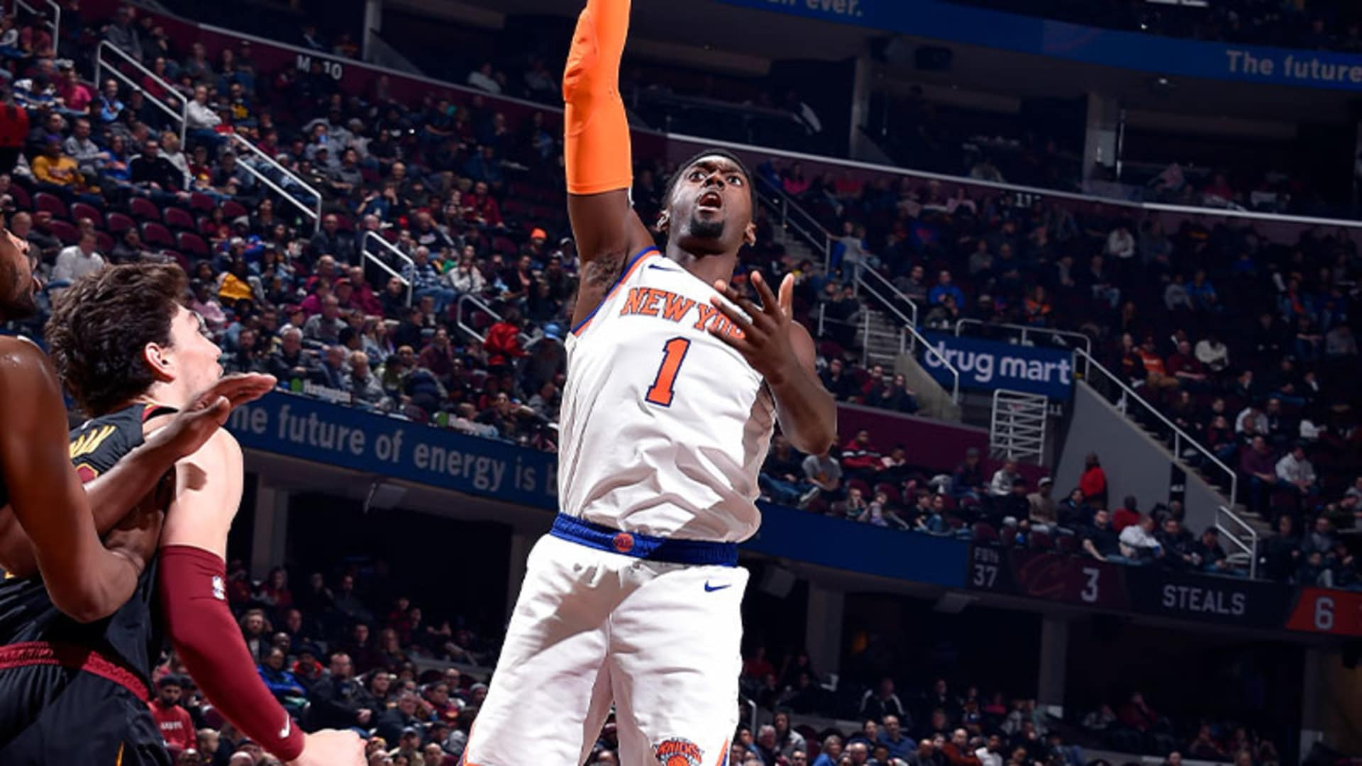 Highlights: Bobby Portis (12 Points) | Knicks @ Cavaliers