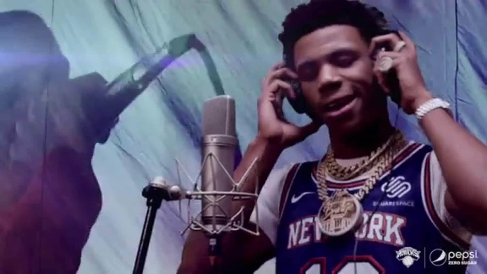 Hustle to Hardwood with A Boogie Wit Da Hoodie | Presented by Pepsi Zero Sugar