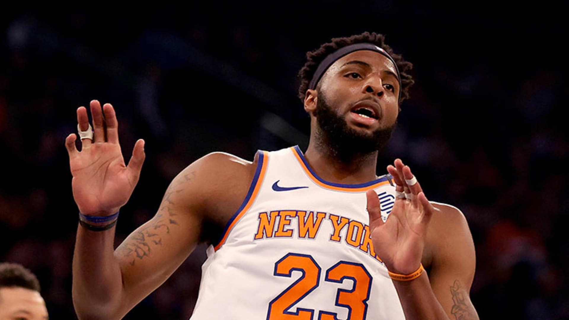 Highlights: Mitchell Robinson (12 Points) | Knicks vs. Nets