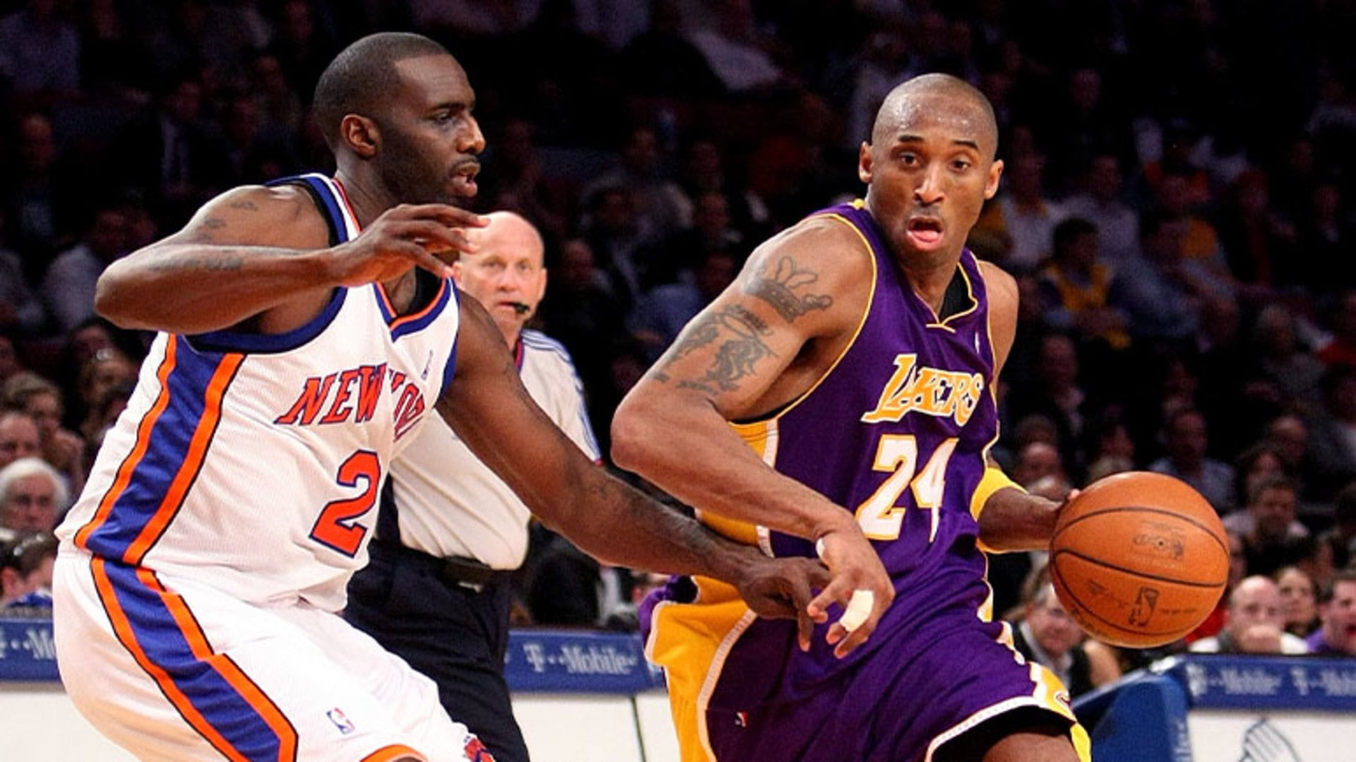 Remembering Kobe Bryant: Mamba's 61-Point Game at The Garden