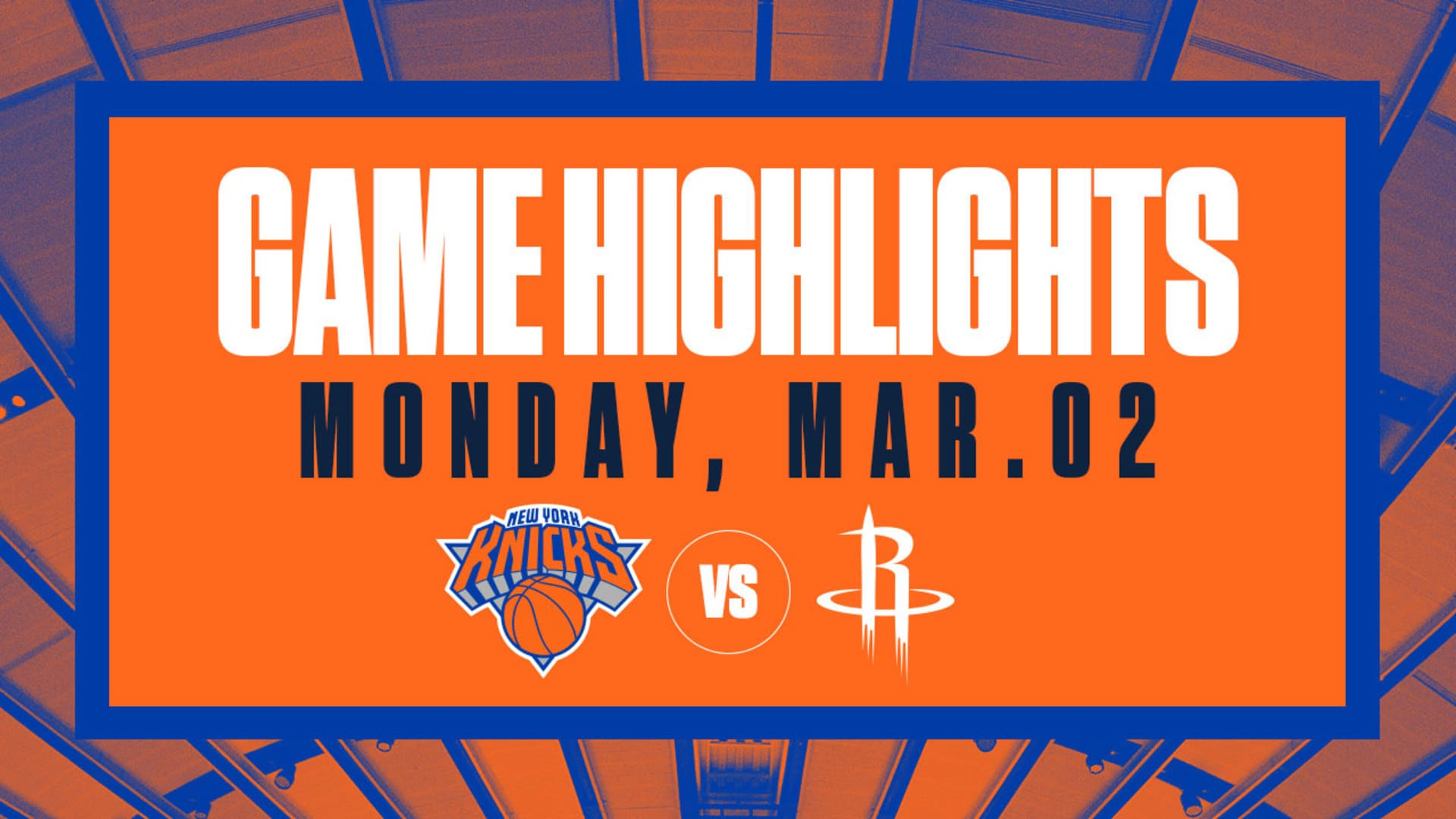Highlights: Knicks 125 | Rockets 123