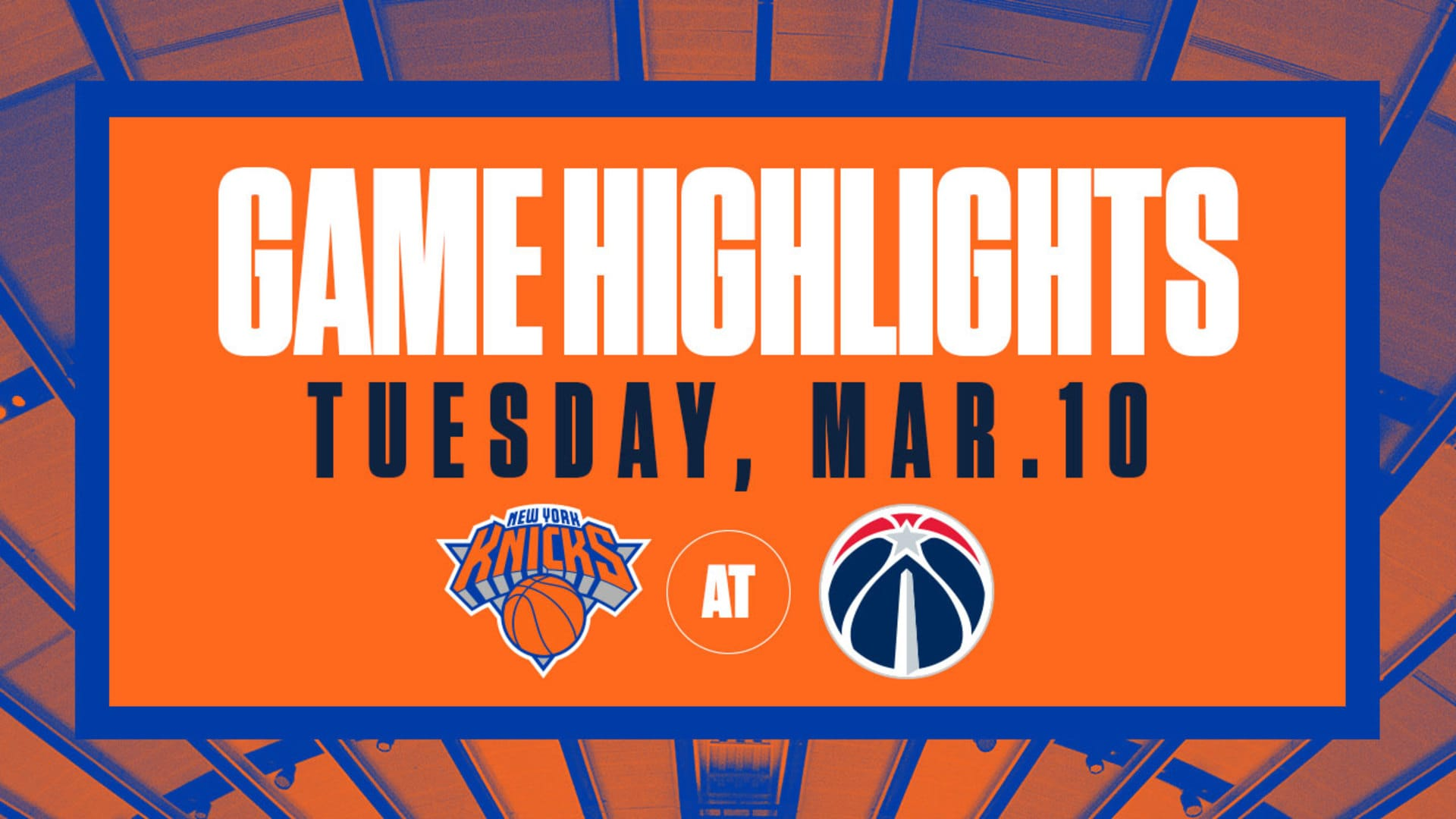 Highlights: Knicks 115 | Wizards 122