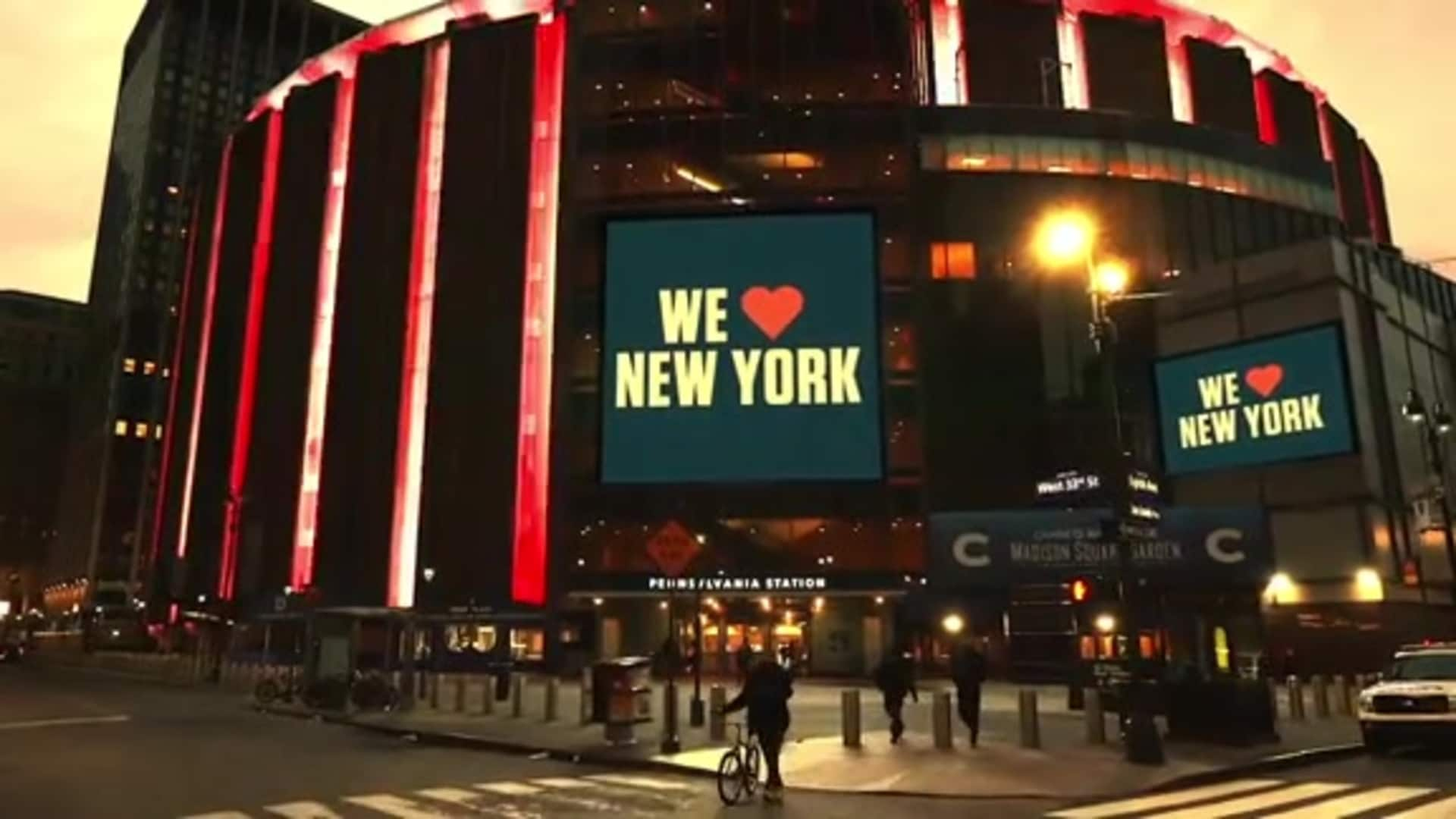 Clapping for Our City | Thank You, New York Frontliners