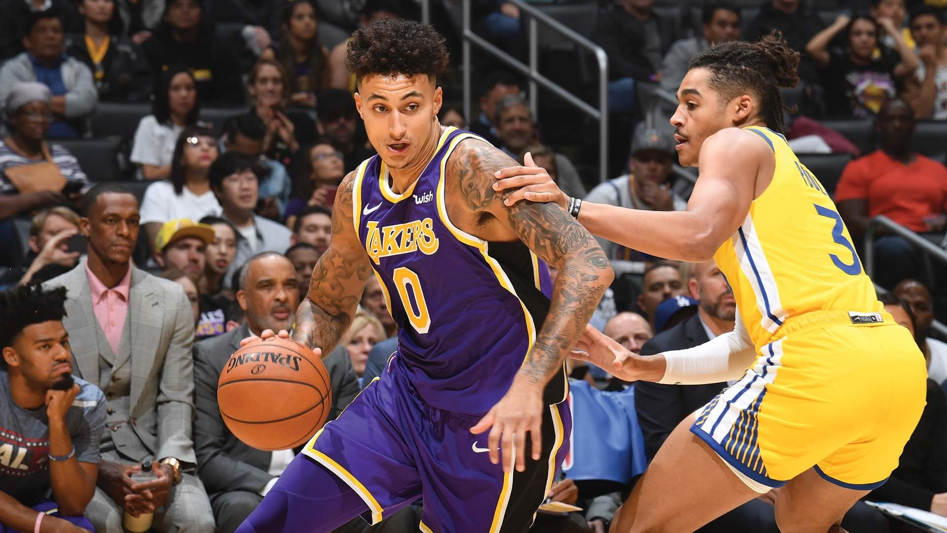 Lakers Reaction: LeBron and Kuz Make it Back-to-Back Wins