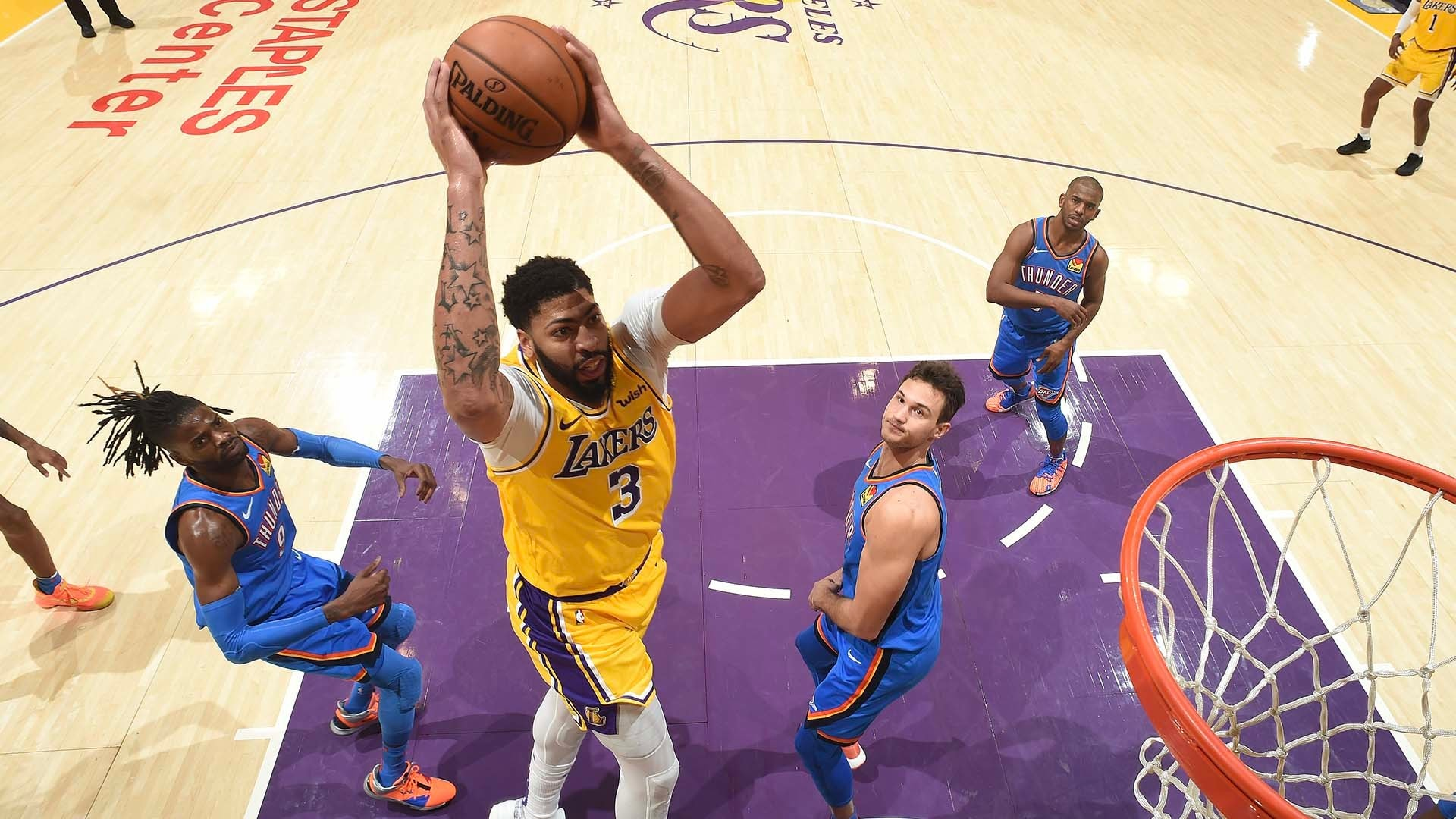 Lakers Reaction: AD's 34 Points, LeBron's Historic Triple-Double Lead Win