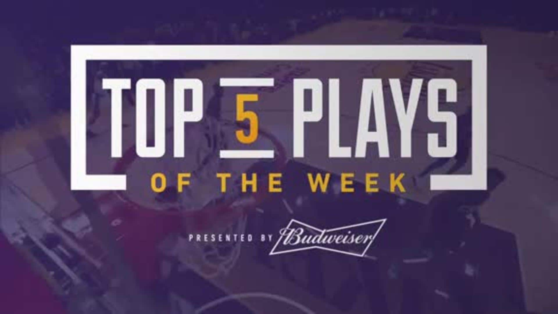 Top Plays of the Week (11/28/19)