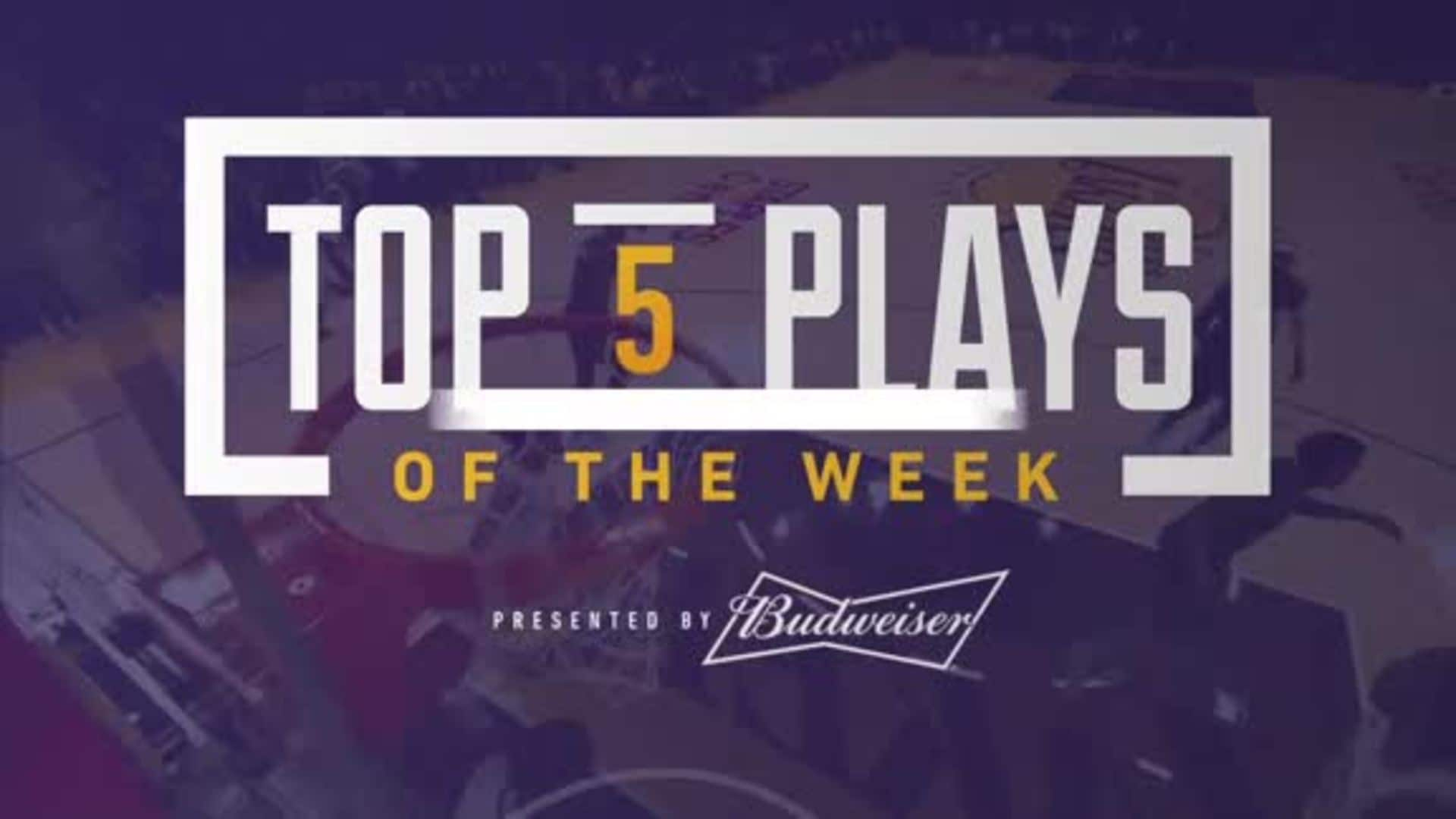 Top Plays of the Week ( 12/11/19)