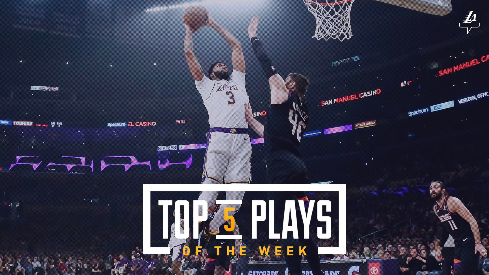 Top Plays of the Week (1/11/20)
