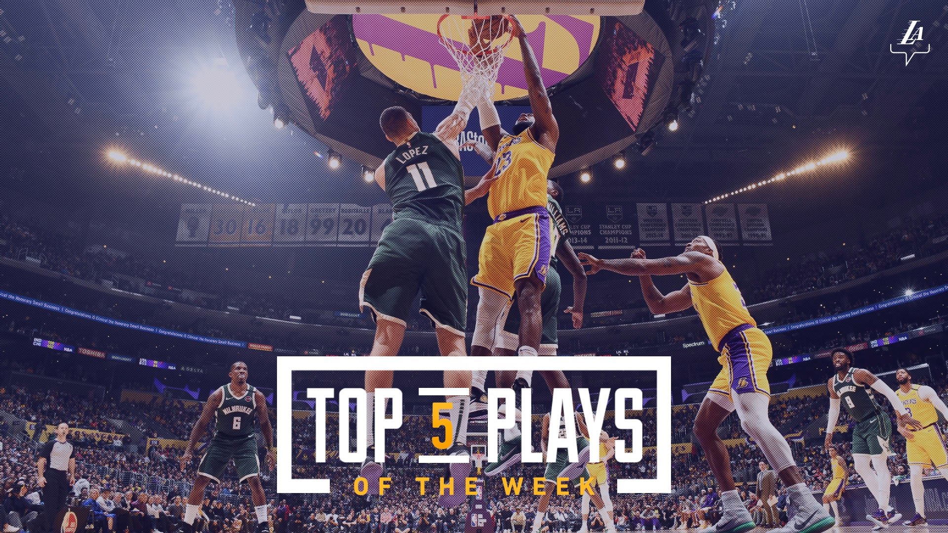 Top Plays of the Week (3/11/20)