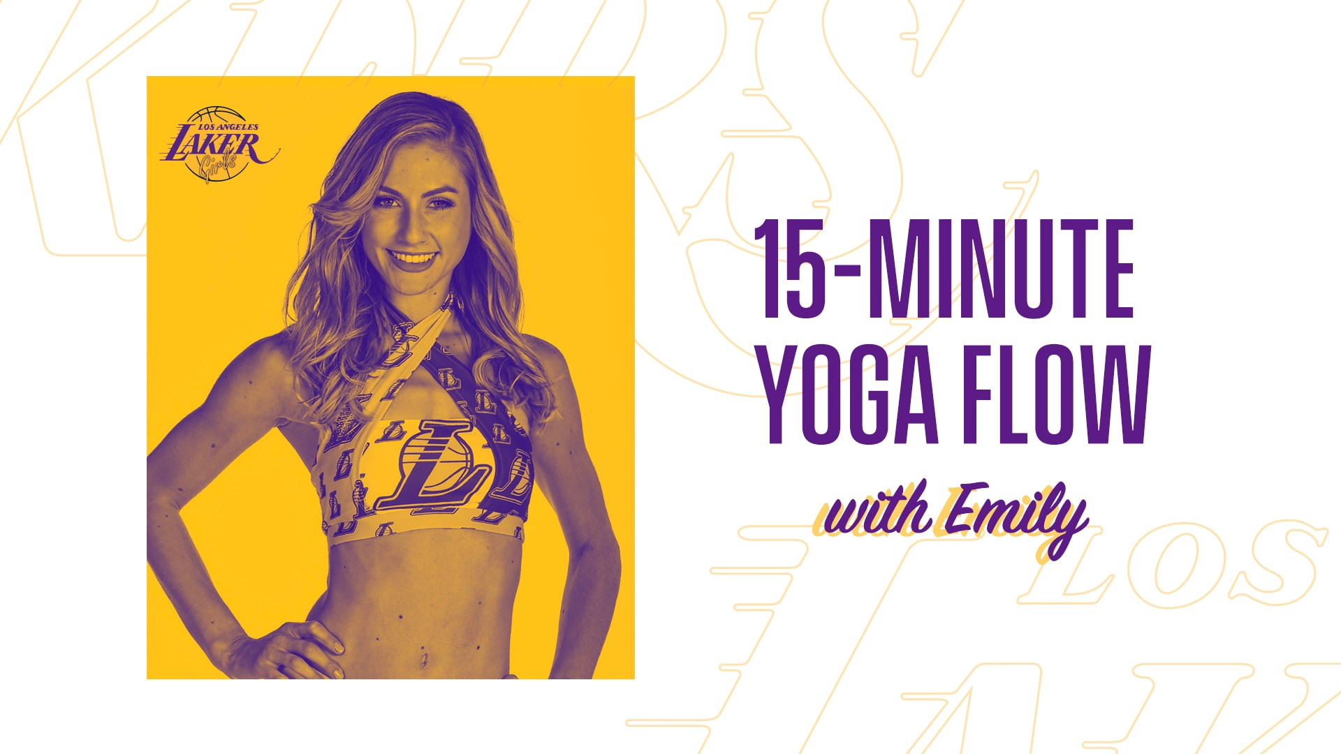 15-Minute Yoga Flow with Emily