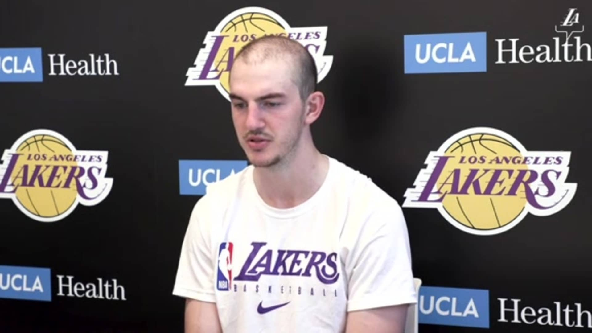 Post Workout Report: Alex Caruso (7/1/20)