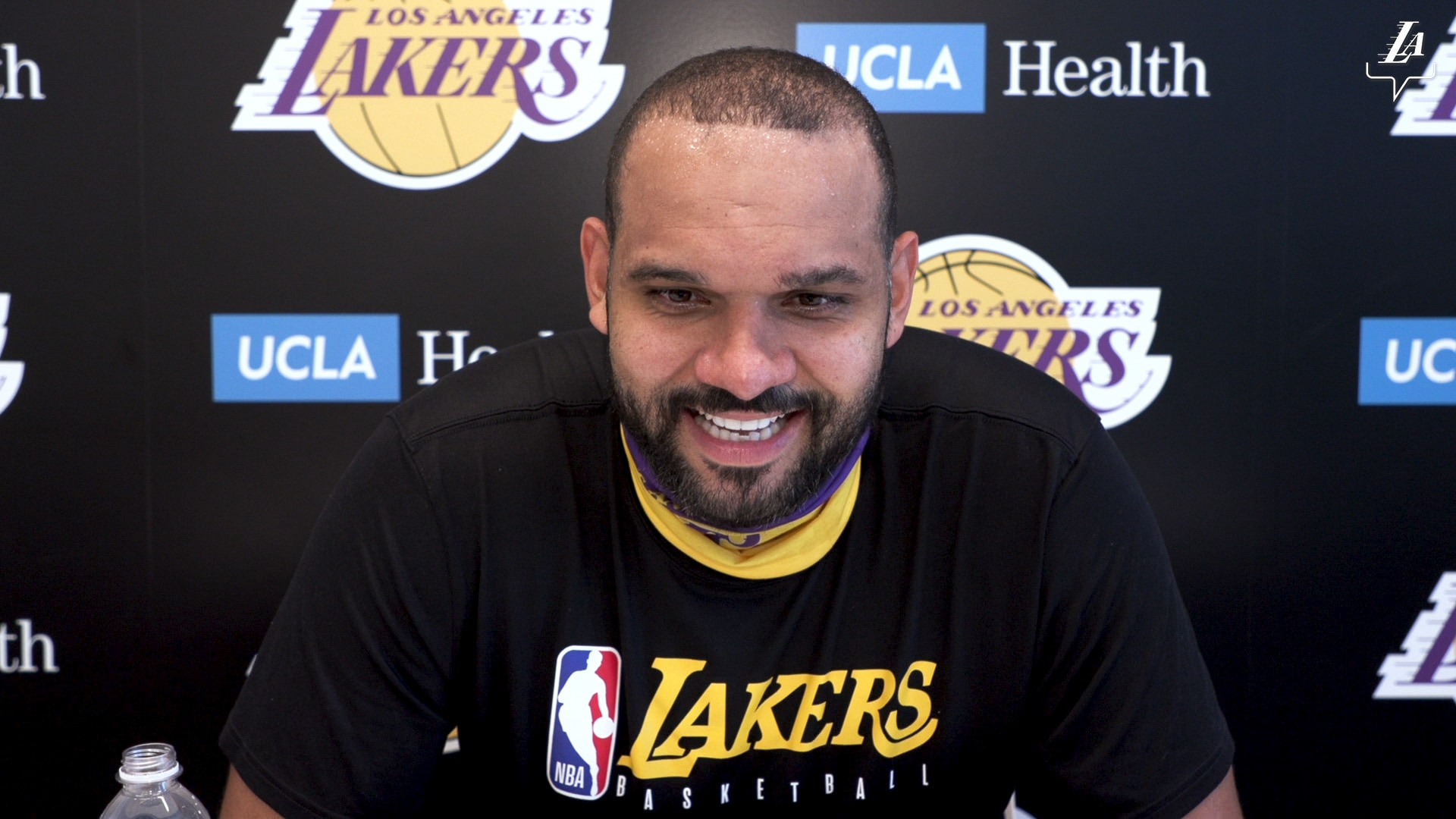 Post Workout Report: Jared Dudley (7/3/20)