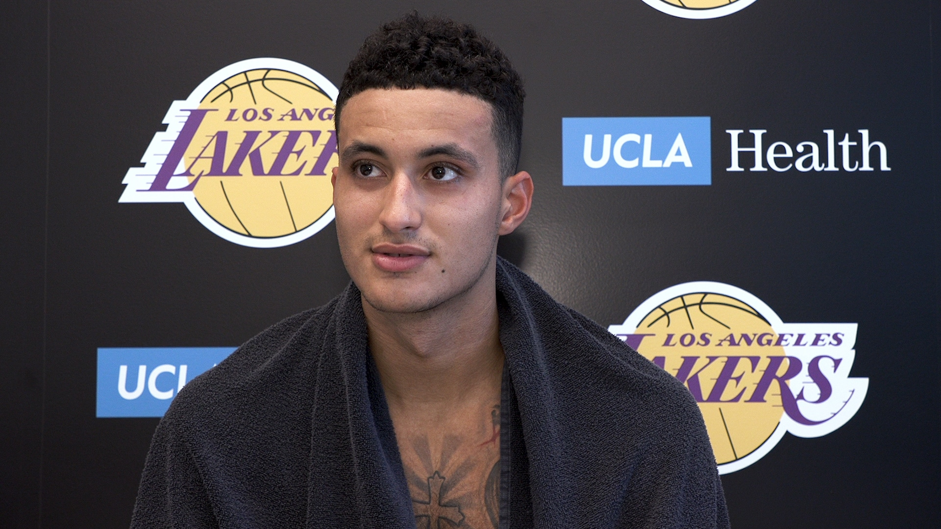 Post Workout Report: Kyle Kuzma (7/7/20)