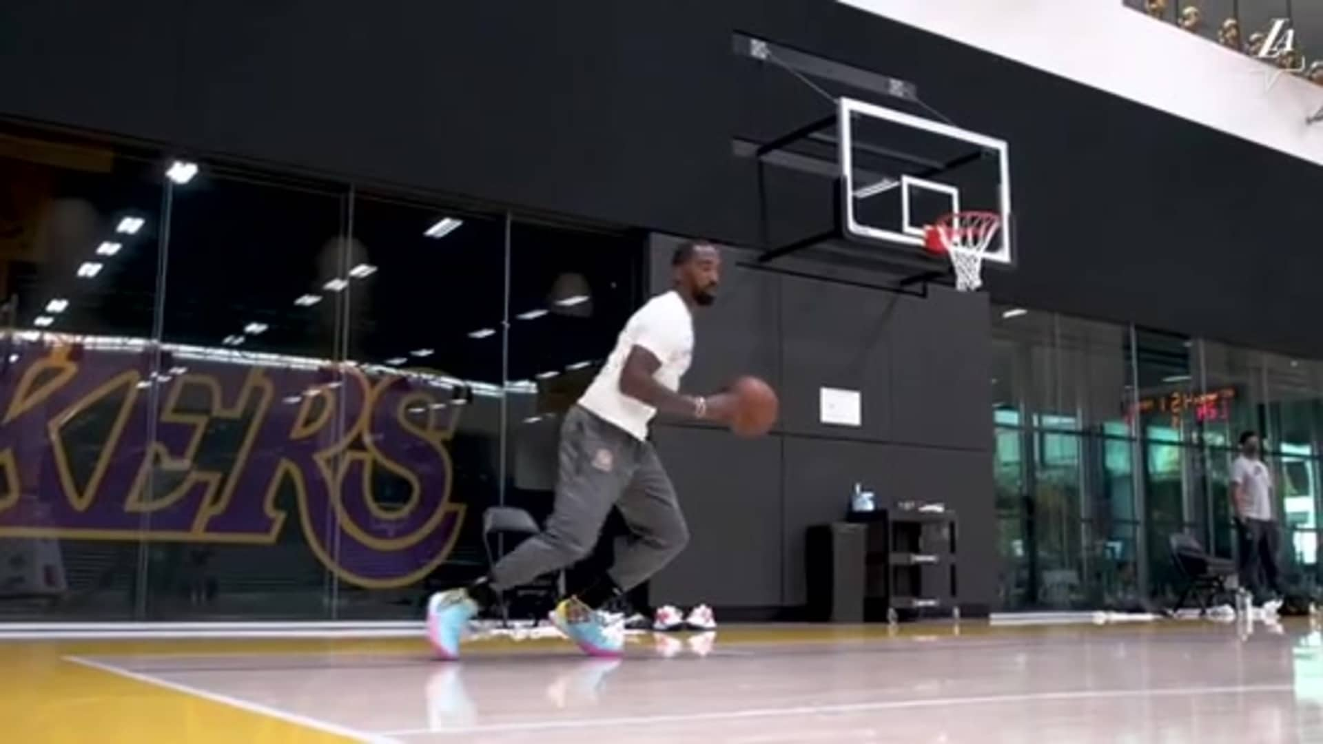JR Smith Workout 07-07-20
