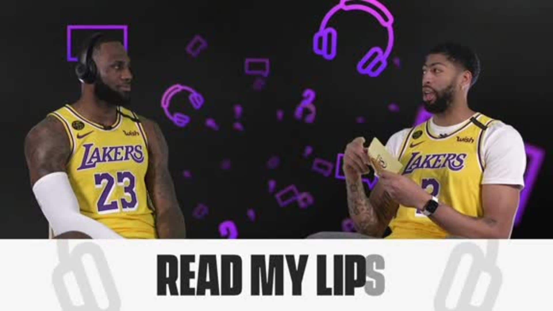 Read My Lips: AD & LBJ