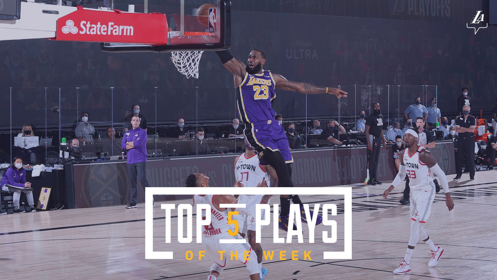 Top Plays of the Week (9/11/20)