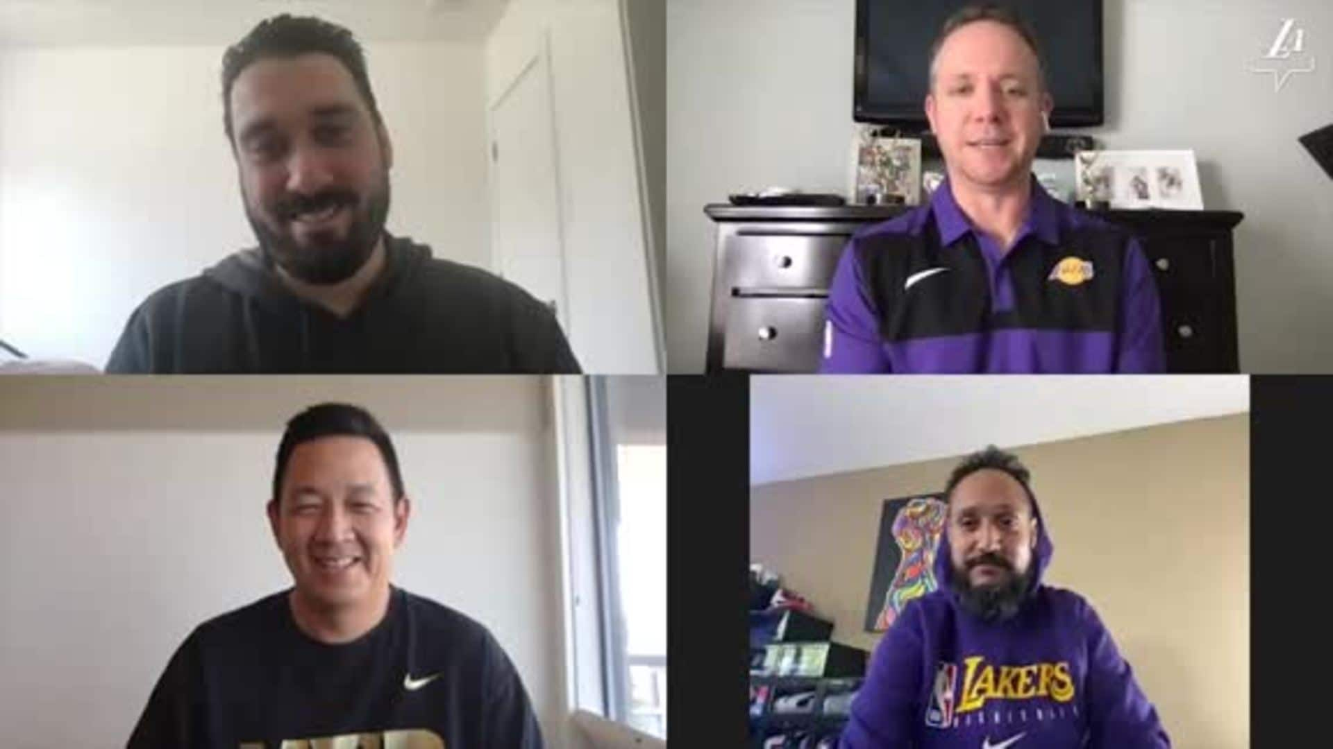 Lakers Roundtable: Western Conference Finals Preview