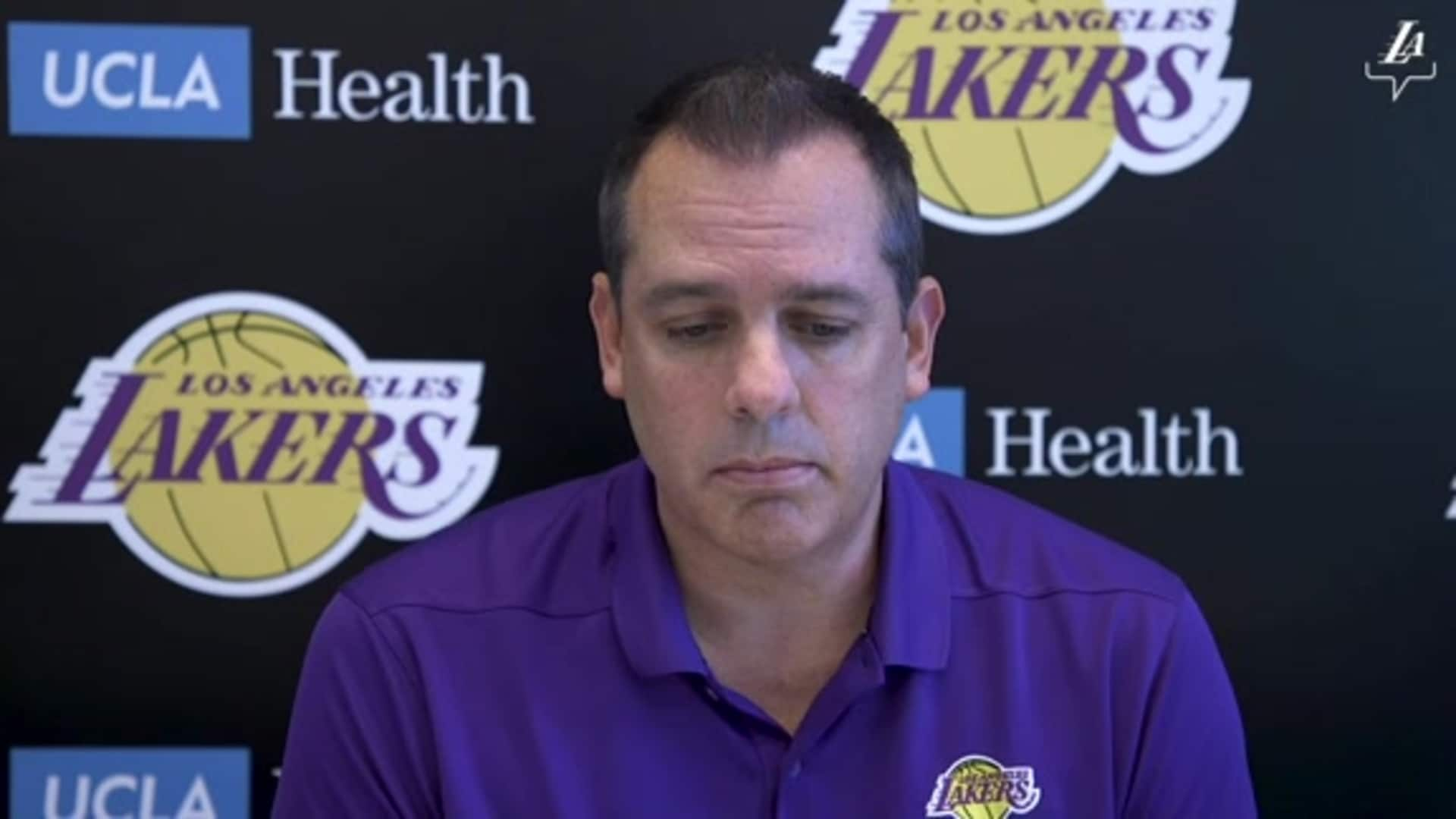 Press Conference: Frank Vogel (12/04/20)